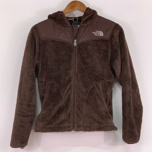 The North Face OSO Silken Fleece Full Zip Jacket